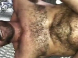 bareback (gay) Hairy BB - Hung Daddy Does NIXON STEELE amateur (gay)