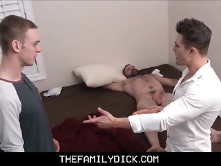 bareback (gay) Young Hot Stepbrothers Have sex Neighbouring Sleeping Bear Stepdad twink (gay)