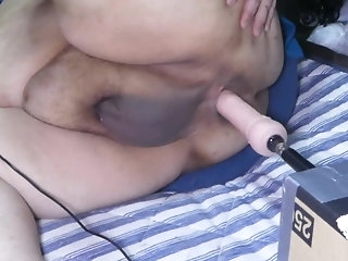 asian (gay) Fat Japanese cum dump drink in Shino was fucked by sex machine amateur (gay)