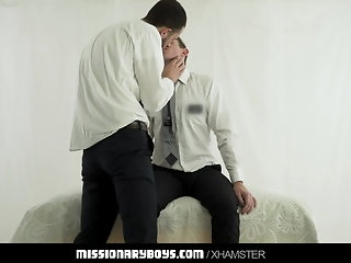 bareback (gay) Cute Mormon Teen Fucked By A Hot Celebrant twink (gay)