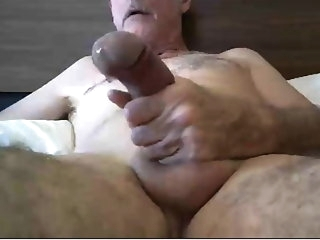 handjob (gay) cum tribute (gay)