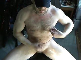masturbation (gay) daddy (gay)