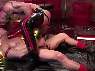 fetish bareback