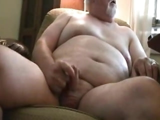 cum tribute (gay) rest consent to grandpa shoot huge load bear (gay)