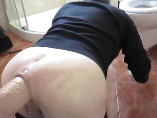 big cock (gay) Mr BigHOLE Beamy Ass Blissful Chaperon Gaped overwrought 12 Inch Arm Size Dild amateur (gay)