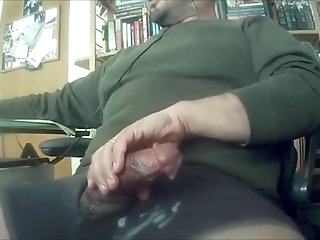big cock (gay) Bear daddy cumming bear (gay)